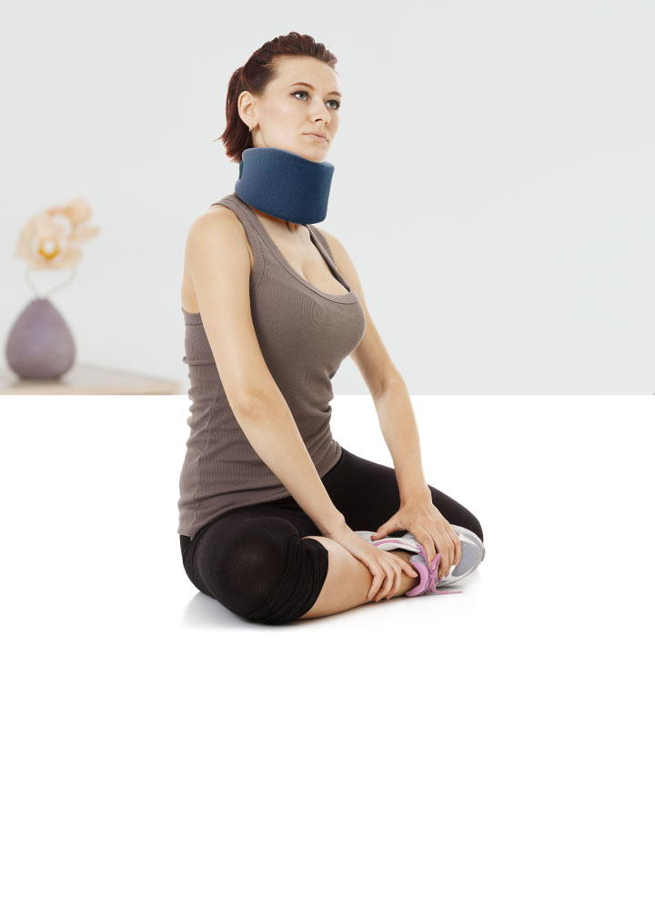 Dicarre Soft Collar Support